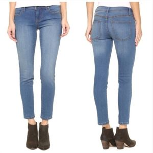 NWT Free People Roller Cropped Skinny Jeans Sz 27